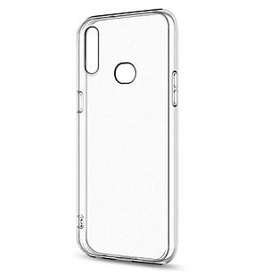Чехол Meizu M5 прозрачный