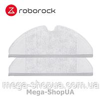 Салфетка обтяжка 2 штуки для робот-пылесоса Xiaomi RoboRock S50 S51 S55 S5Max S6 SW1124A