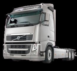Авточехлы для Volvo (Вольво) FH I-III 1998-2018