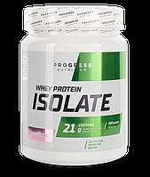 Протеин Progress Nutrition WHEY protein isolate 500g ШОКОЛАД