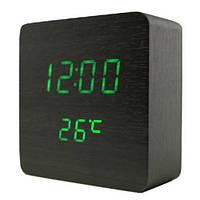 Часы электронные VST-872-4, термометр, будильник