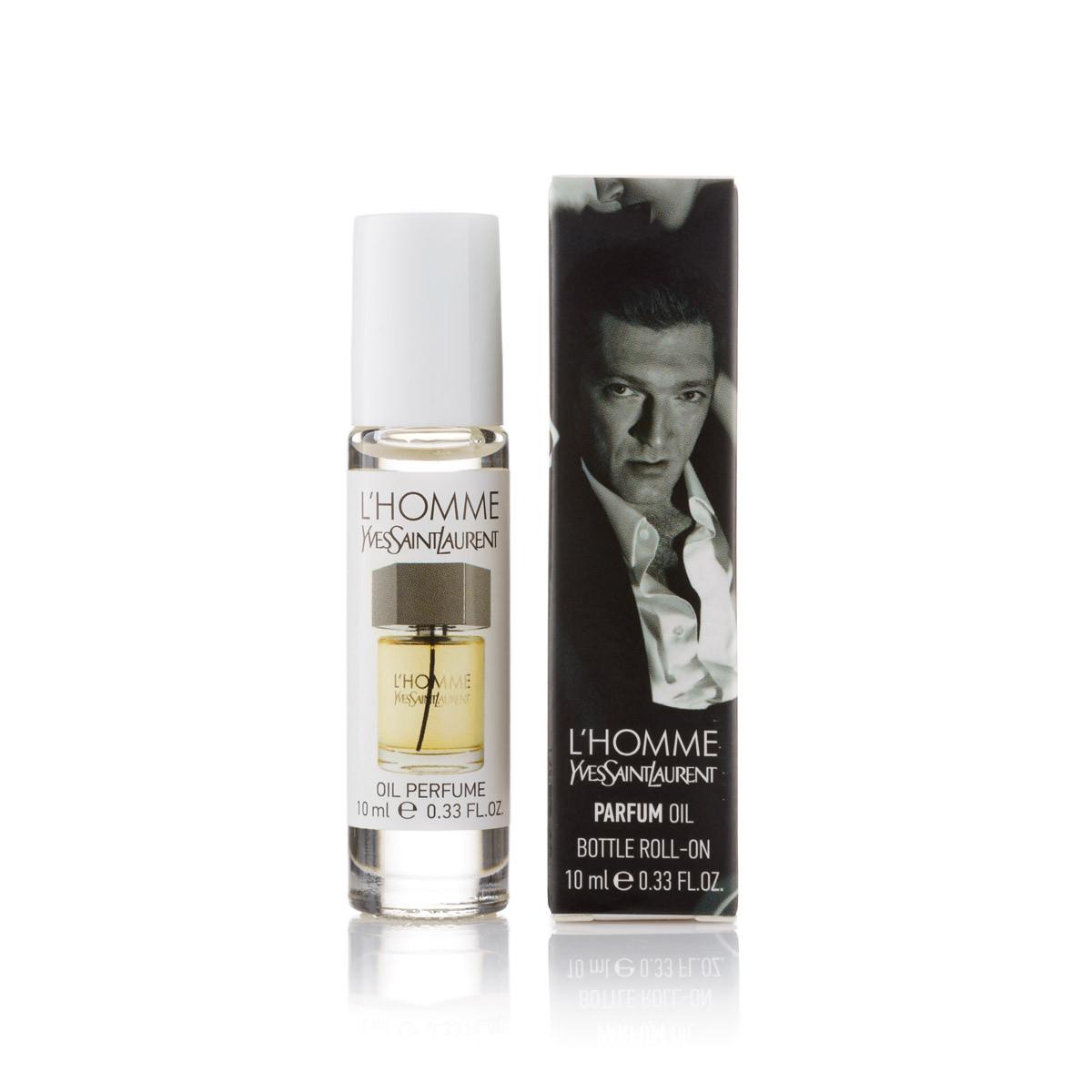 10 мл шариковый масляный парфюм  L'homme Ideal (М)