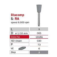 Полировальная головка ортодонтическая 191RA для у/н DIACOMP