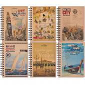 Щоденник А5, 136 листів недатований KRAFT