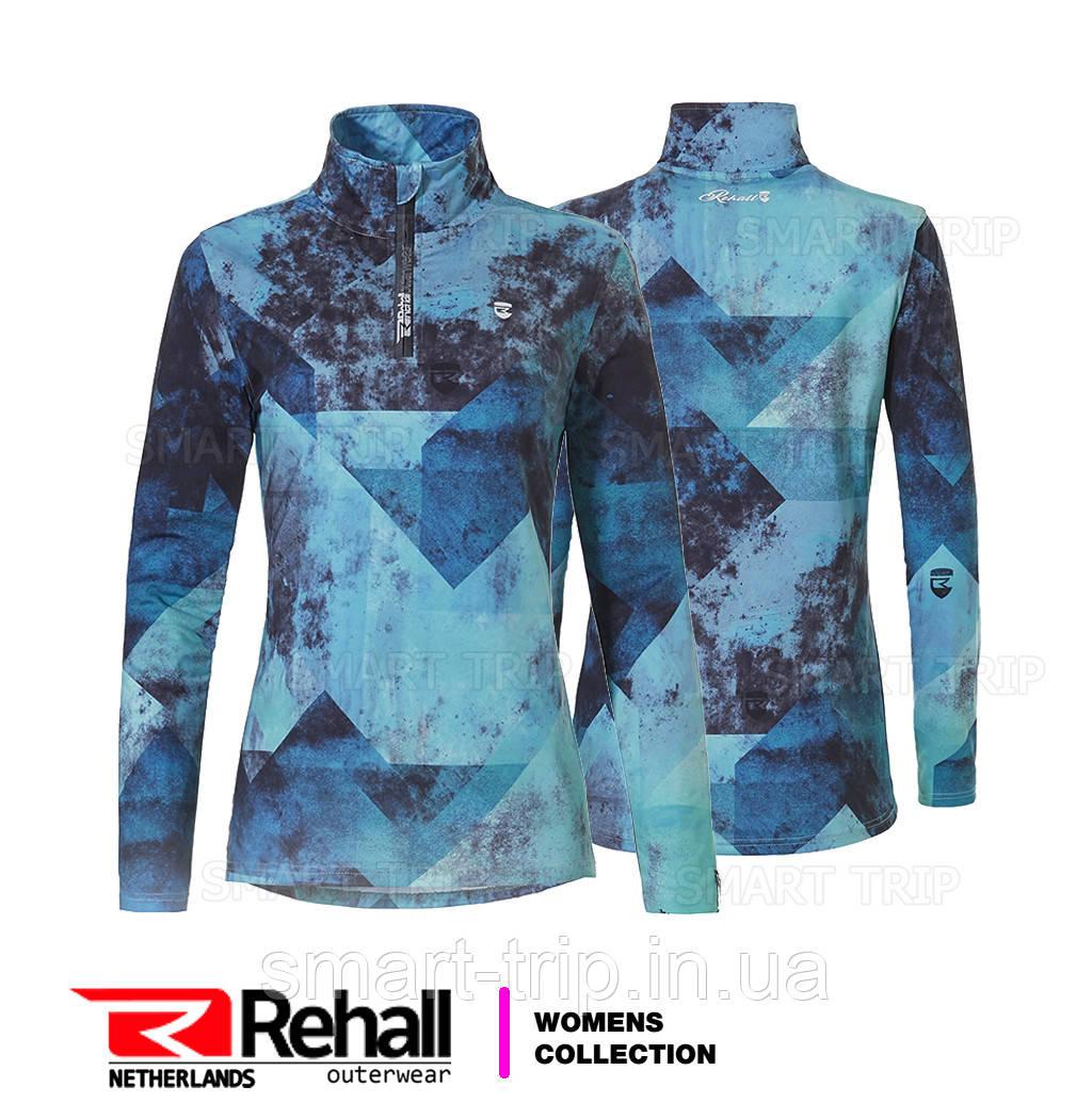 Термореглан REHALL ANNA-R женский лонгслив 2021 S голубой (60092-3011-S)