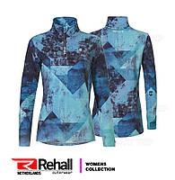 Термореглан REHALL ANNA-R женский лонгслив 2021 S голубой (60092-3011-S), фото 1