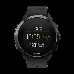 Смарт-часы для фитнеса и тренировок SUUNTO 3 FITNESS ALL BLACK