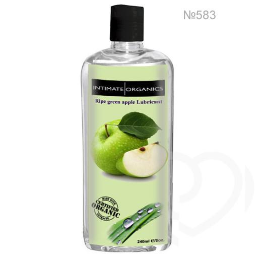 Смазка лубрикант на водной основе со вкусом яблока 240ml