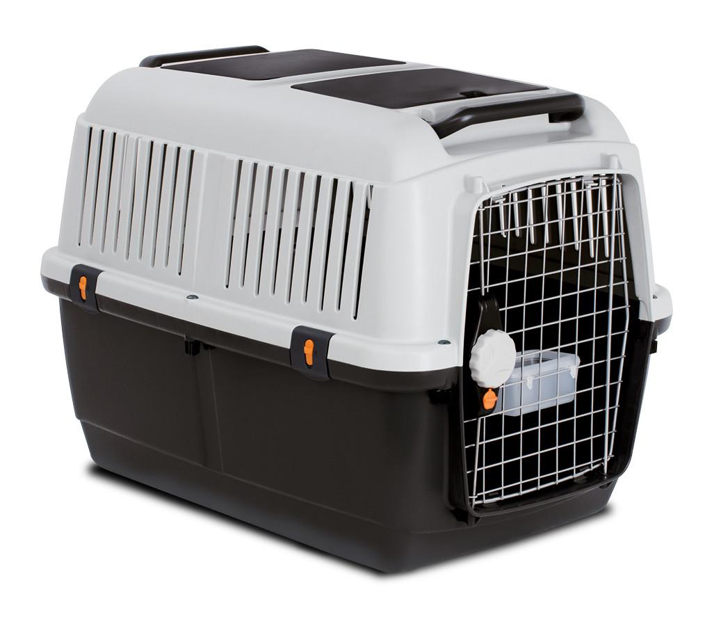Переноска для собак 81*60*61 см BRACCO TRAVEL №5 IATA c поилкой