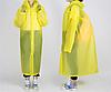 Дождевик-плащ рыбацкий, желтый, фото 2
