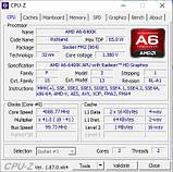FM2 Материнская плата Asus A68HM-K + Процессор AMD A6-6400K, фото 2