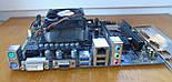 FM2 Материнская плата Asus A68HM-K + Процессор AMD A6-6400K, фото 4