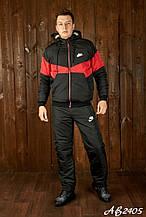 Теплый мужской зимний костюм,размеры:46,48,50,52,54.