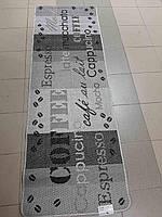 Коврик Felix на резиновой основе универсальный Серый 0.67 x 2м