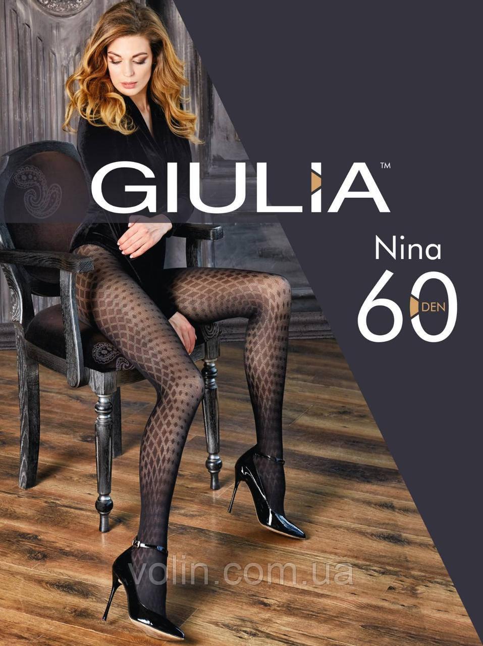 Колготки женские Giulia Nina 60 model 2