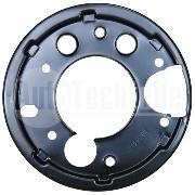 Защита тормозного диска заднего правая Mercedes Benz Sprinter 904. Оригинал: 9044231151.