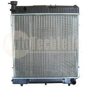 Радиатор охлаждения двигателя Mercedes Benz Bus. Оригинал: 6015008403