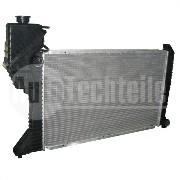 Радіатор охолодження двигуна Mercedes Benz Sprinter (ОМ602 МКП). Оригінал: 9015003100