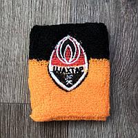 Напульсник Шахтер оранжевый