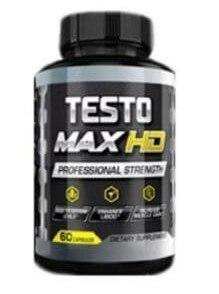 Testo Max HD (Тесто Макс ЭйчДи) - капсулы для потенции