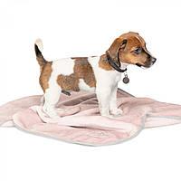 Плед для кішок і собак Pet Fashion BLISS пудра 77*60 см (PR241902)