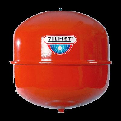 Гидроаккумулятор Zilmet на 4 литра, Круглый, Расширительный бак