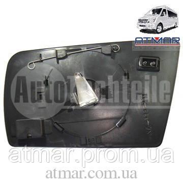 Вставка зеркала с подогревом правая Mercedes Benz W202. Оригинал: 2028100021