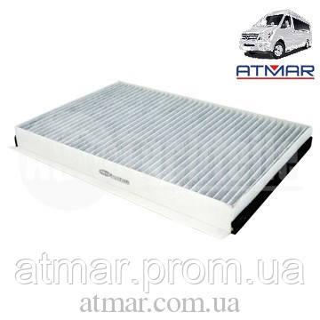 Фильтр салона угольный Mercedes Benz Sprinter/VW Crafter. Оригинал:: 9068300318. Аналог: LAK 307