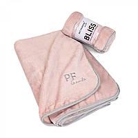 Плед для кішок і собак Pet Fashion BLISS пудра 77*100 см (PR241903)