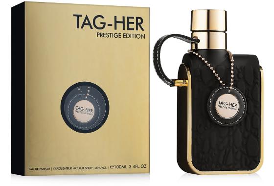 Armaf Tag-Her Prestige Edition Парфюмированная вода женская, 100 мл