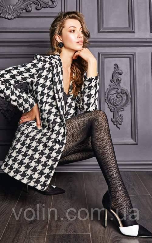Колготки женские ажурные Giulia Tiffani 80 model 11