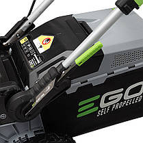 Газонокосилка EGO LM1903E-SP аккумуляторная, самоходная, 56 В, 47 см, фото 2