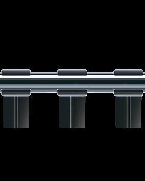 """Пика Claber для фиксации капельной трубки 16 мм1/2"""" (8 шт), фото 2"""