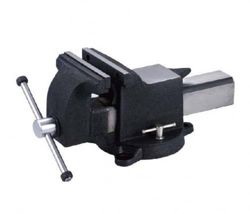 Тиски Whirlpower F021-01-05 слесарные поворотные, фото 2