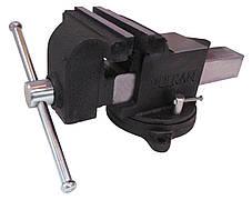 Тиски Vulkan MPV1-100 слесарные поворотные 100 мм, фото 2