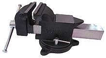 Тиски Vulkan MPV1-250 слесарные поворотные 250 мм, фото 3