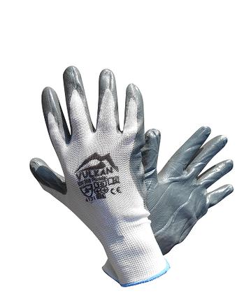 Перчатки защитные Vulkan SFG20001 Вампир, серые, фото 2