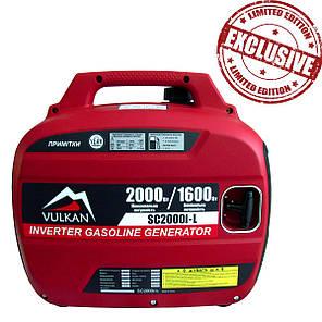 Генератор инверторный бензиновый Vulkan SC2000i-L, фото 2