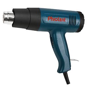 Технический фен Phiolent ТВД2-2000 (HG2-2000), фото 2