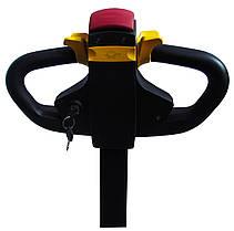 Штабелер электрический Vulkan CTQB 1500 кг, 2.5 м, фото 3