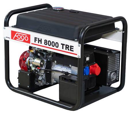 Генератор бензиновый FOGO FH 8000 TRE, фото 2