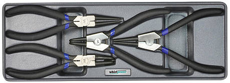 Набор съемников стопорных колец Whirlpower AN-PL02 4 ед., фото 2