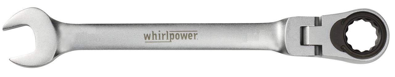 Ключ-трещетка Whirlpower 19 мм с карданом