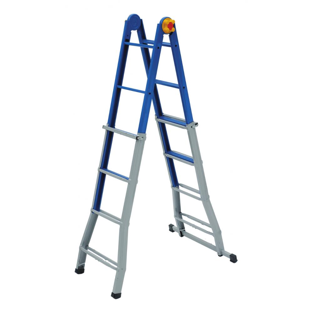 Лестница шарнирная ELKOP B 45 FS стальная, 1723 мм