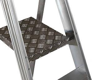Стремянка ELKOP SHRP 812 алюминиевая, 12 ступеней, 3517 мм, фото 2