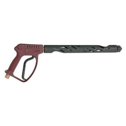 Пистолет для моек высокого давления Idrobase Red50 удлиненный, фото 2