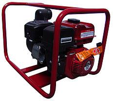 Мотопомпа бензиновая Vulkan SCCP80 для химикатов, фото 2