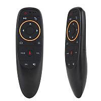Пульт ДУ Аэромышь (Air Mouse) G10 голосовым управлением для Android TV