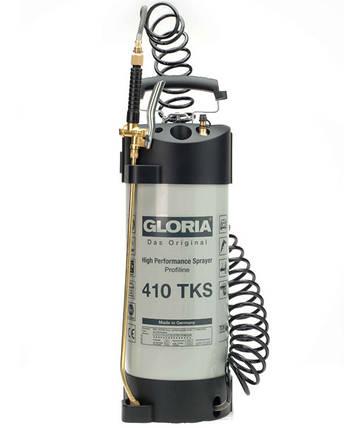 Опрыскиватель GLORIA 410 TKS маслостойкий, 10 л, фото 2