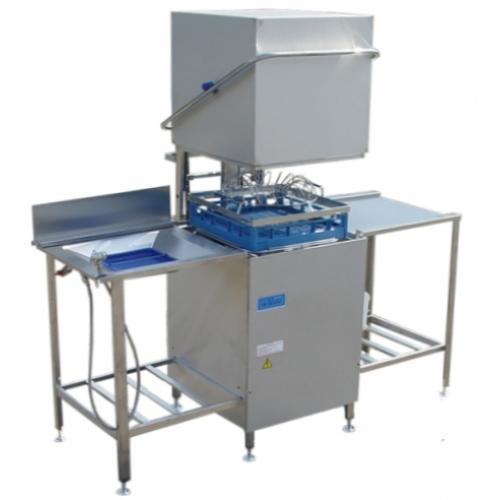 Б/У Промышленная посудомоечная машина купольного типа ТОРГМАШ МПУ-700-01 без мотора